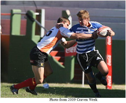 Photo from Craven Week 2009