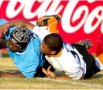 Bulls flanker captured on camera for Rugby15 by Denese Lups scoring a try