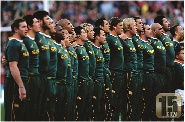 Image result for springboks line up