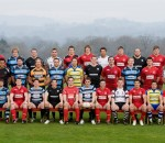 2012 Wales Six nations Squad