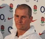 Newly appointed England Coach, Stuart Lancaster.