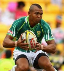 SA Sevens star Cornal Hendricks named in the SA Barbarians South side to face England. Photo by Phil Walter /Getty Images AsiaPac.