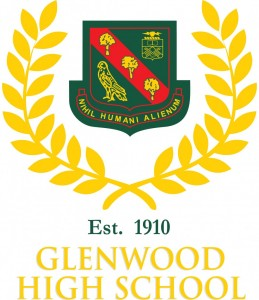 Glenwood High School Emblem logo