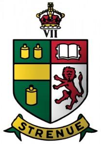 King Edward VII School (KES) logo emblem