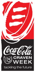 Coca-Cola u18 Craven Week Logo