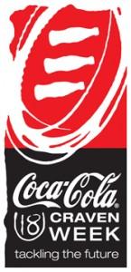 Coca-Cola u18 Craven Week Logo