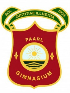 Paarl Gimnasium emblem logo