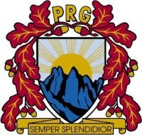 Paul Roos Gymnasium emblem logo