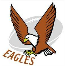 SWD Eagles emblem logo