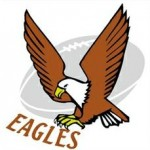 SWD Eagles emblem logo