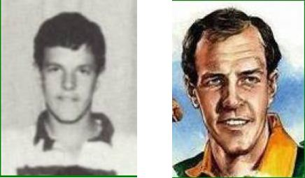 Dr. Pierre Edwards: Springbok Fullback (1980) &amp; Affies Headmaster