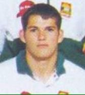 Fourie du Preez (2000): Springbok rugby player 2004-