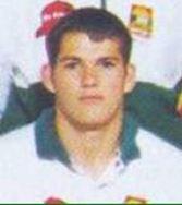 Fourie du Preez (2000): Springbok rugby player 2004-