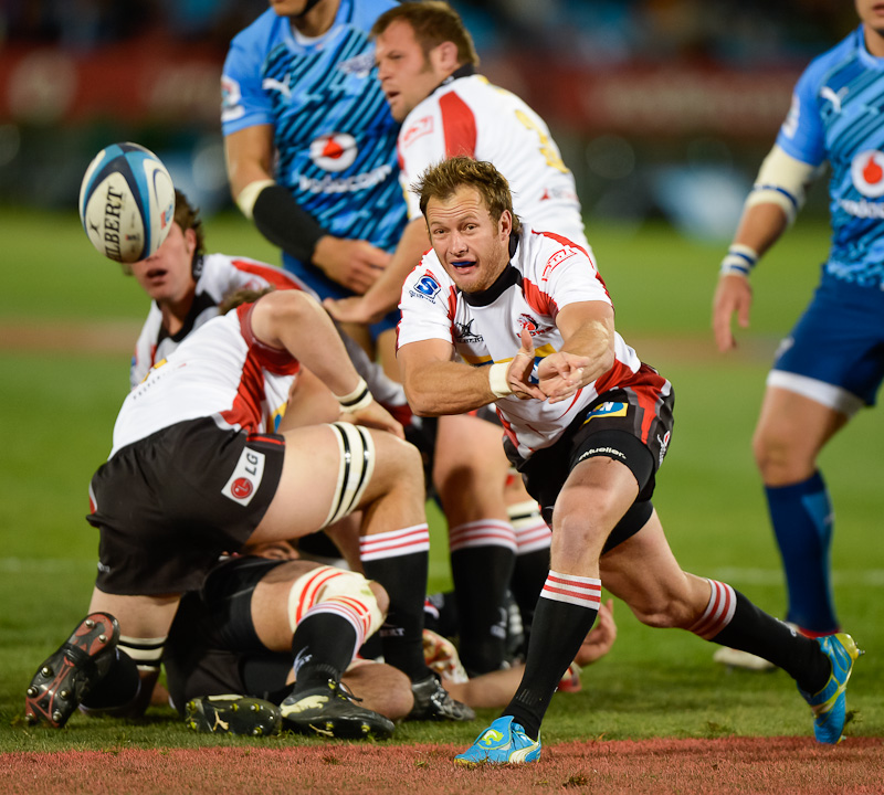 MTN Golden Lions Team Aanounced To Play The Vodacom Blue