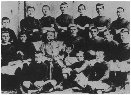 The 1897 1st XV