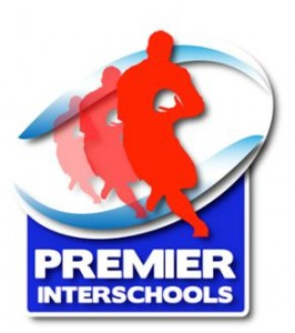 Premier InterSchools Rugby emblem logo