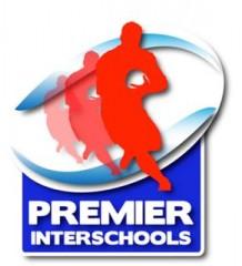 Premier InterSchools Rugby emblem logo