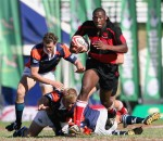 Siya Kolisi at u18 Coca-Cola Craven Week 2009