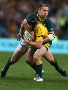 The Rugby Championship - South Africa vs Australia
