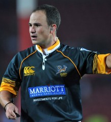 Jaco Peyper. Photo by Getty Images.