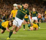 SARU Player of the Year Bryan Habana (Bruce Taylor)