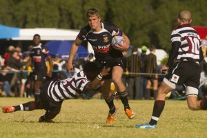 DUHAN VD MERWE - Hoerskool Outeniqua Kwaggas Rugby