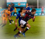 Shimlas on the move in their Varsity Cup opener against Wits. Photo by Anton Geyser /Rugby15.