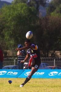 WARRICK GELANT - Hoerskool Outeniqua Kwaggas Rugby