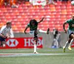 Cecil Africa kicks off