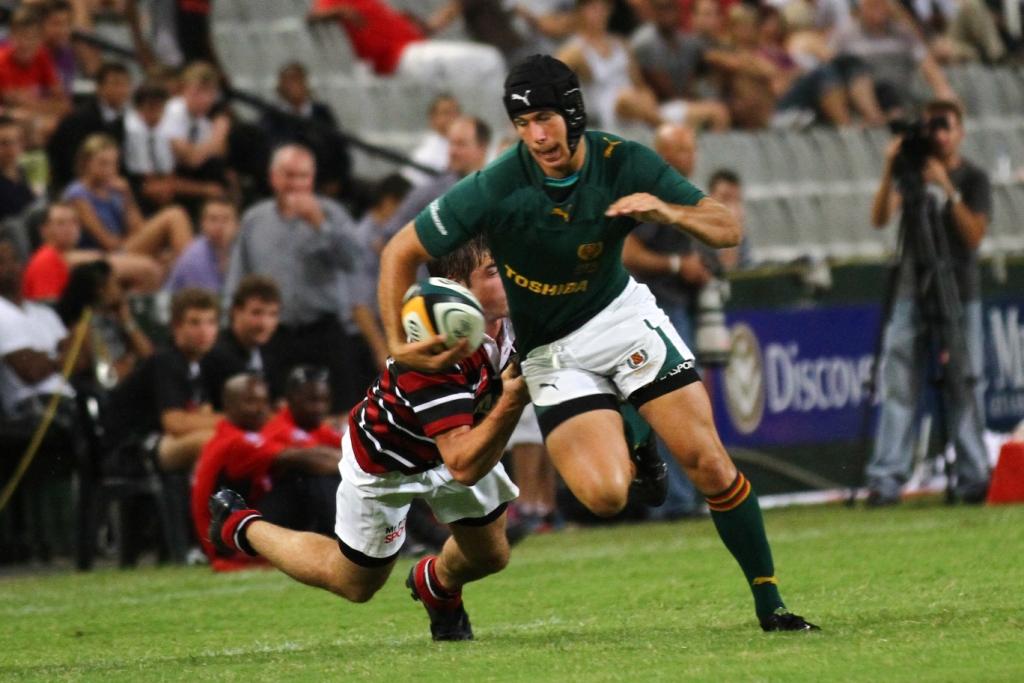 Glenwood High School 2013 - Rugby RUBEN FOUCHE (by Darren Tomkins)