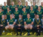 Springboks tema photo 2nd test