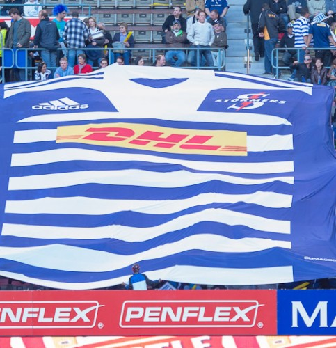 DHL STORMERS vs THE SHARKS, Super Rugby.