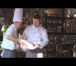 BRIAN O'DRISCOLL TACKLES THAI COOKING
