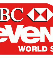 HSBC IRB Sevens Rugby World Series Logo