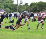 Hoerskool Die Brandwag (Uitenhage) 40 vs Muir College 3 played 20 April 2013
