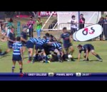 Video of Premier Inter-Schools clash Grey College vs Paarl Boys High Highlights