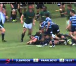 Wildeklawer Super Schools Rugby 2013 – Glenwood High School vs Paarl Boys High (Highlights)