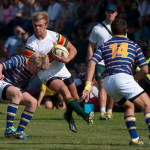 Affies vs Hoerskool Waterkloof 2013 - LEFT WING THYS VAN WYK by William Brown