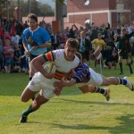 Affies vs Hoerskool Waterkloof 2013 - TRY BY RIGHT WING TIAAN SCHMULIAN by William Brown