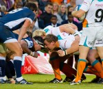 Cheetahs scrum v Rebels