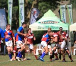 Day 1 - Kearsney-Framesby - A tough encounter