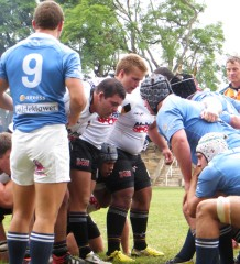 GreyPE vs Outeniqua 4 May 2013