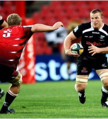 Jean Deysel Sharks v Lions
