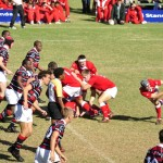 King Edward VII School (KES vs Maritzburg College 2012 - School Rugby