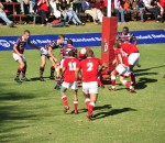 King Edward VII School (KES vs Maritzburg College 2012 - School Rugby (2)