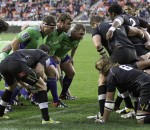 Kings highlanders scrum