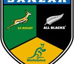 SANZAR logo crest rugby