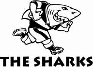 Sharks Rugby Logo