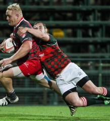 Vincent Koch Pumas winning try