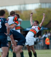 Grey College vs Afrikaans Hoer Seunskool Affies 2013 Premier Inter-Schools - by WIlliam Brown